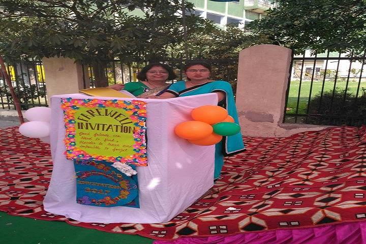 Shambhu Dayal Modern School-Farewell