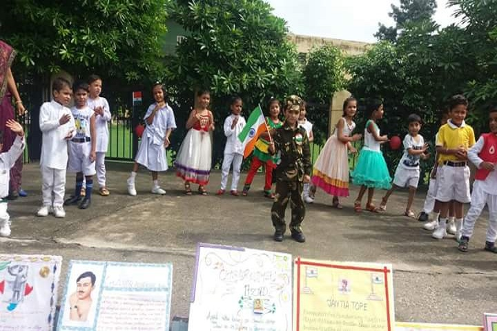 Shambhu Dayal Modern School-Independence Day