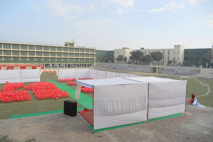 Shambhu Dayal Modern School-School View
