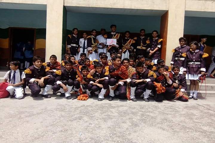 Shambhu Dayal Modern School-Scouts and Guides
