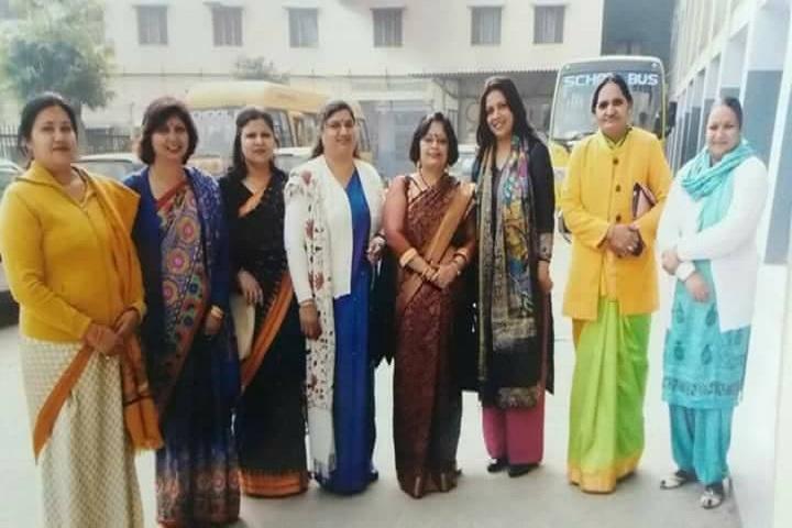 Shambhu Dayal Modern School-Staff