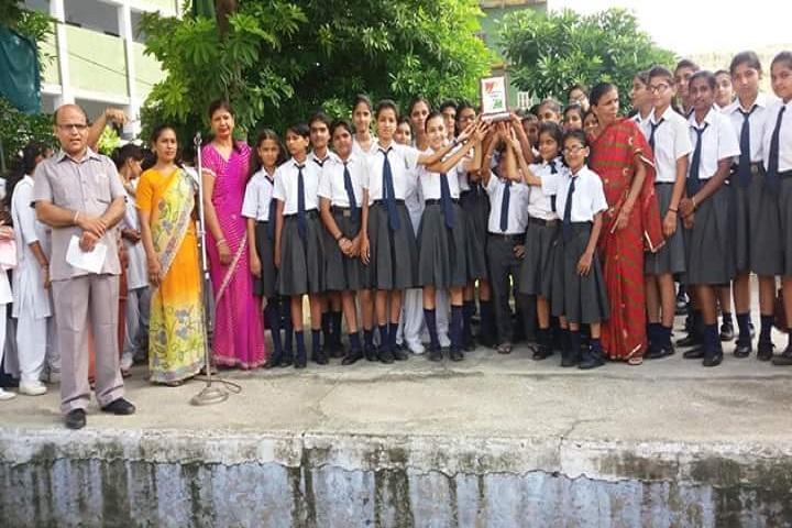 Shambhu Dayal Modern School-Students