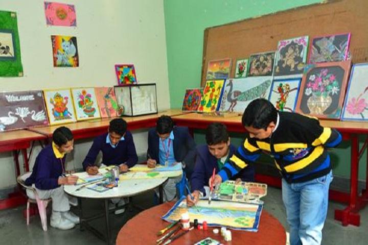 Shambhu Dayal Shiksha Sadan-Art and Craft Room