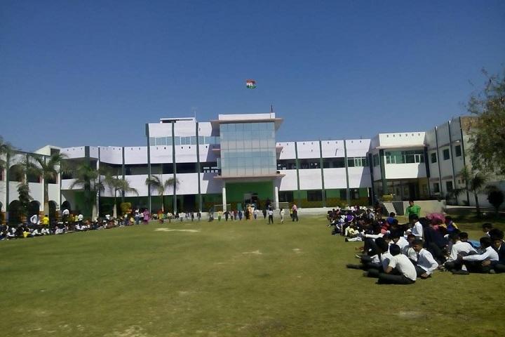 Shambhu Dayal Shiksha Sadan-Campus View
