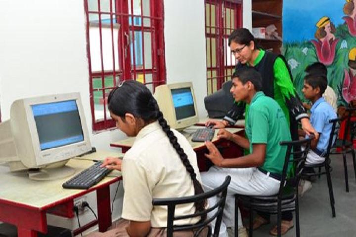 Shambhu Dayal Shiksha Sadan-Computer Lab