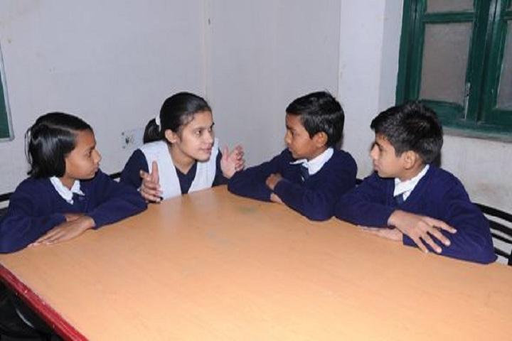Shambhu Dayal Shiksha Sadan-Discussion Room