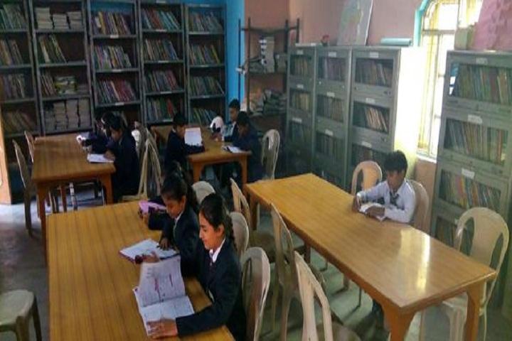 Shambhu Dayal Shiksha Sadan-Library