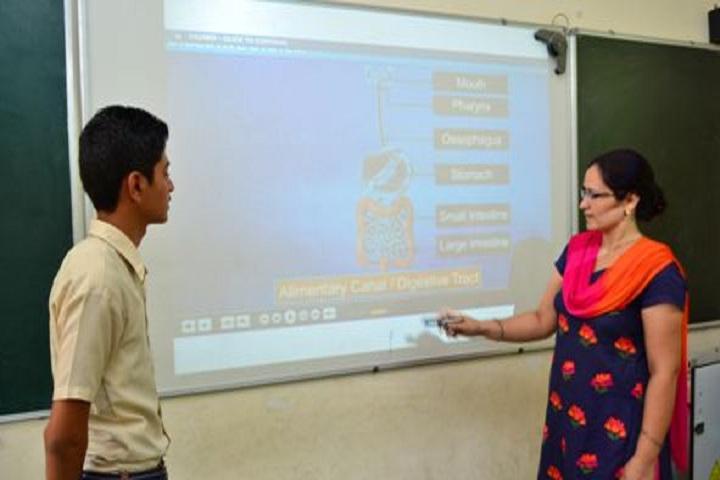 Shambhu Dayal Shiksha Sadan-Smart Classes