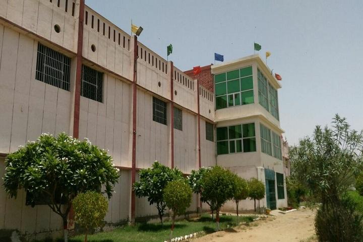 Shastri Senior Secondary School-Campus VIew1