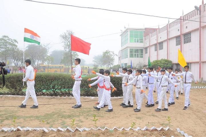 Shastri Senior Secondary School-MarchFast