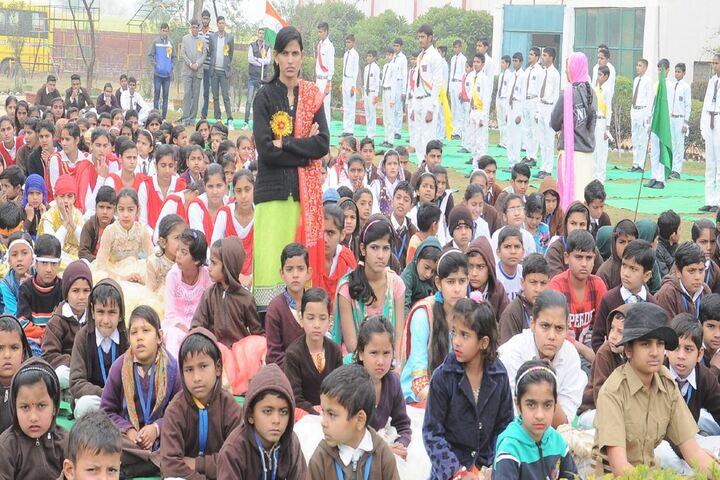 Shastri Senior Secondary School-Students