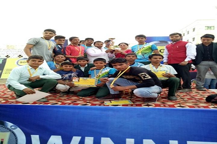 Shaswat Chetna Senior Secondary School-Students
