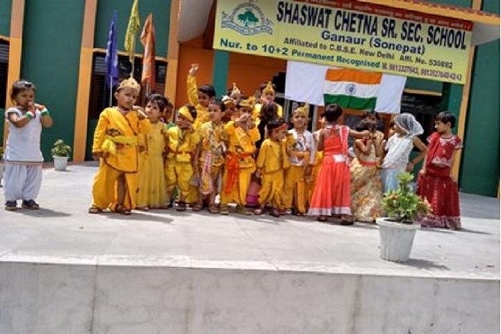 Shaswat Chetna Senior Secondary School-Festivals