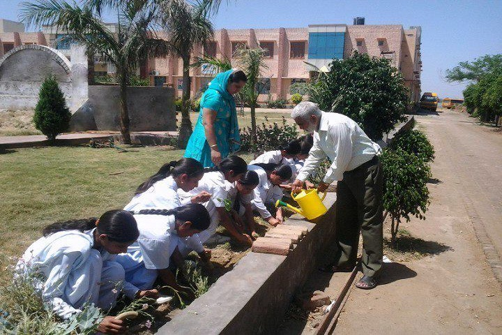 Sheetla Public School-Earth Day Celebraion