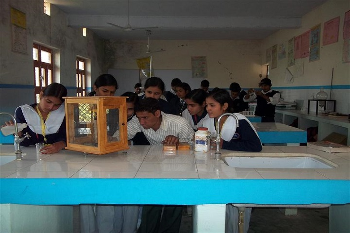 Sheetla Public School-Chemistry Lab