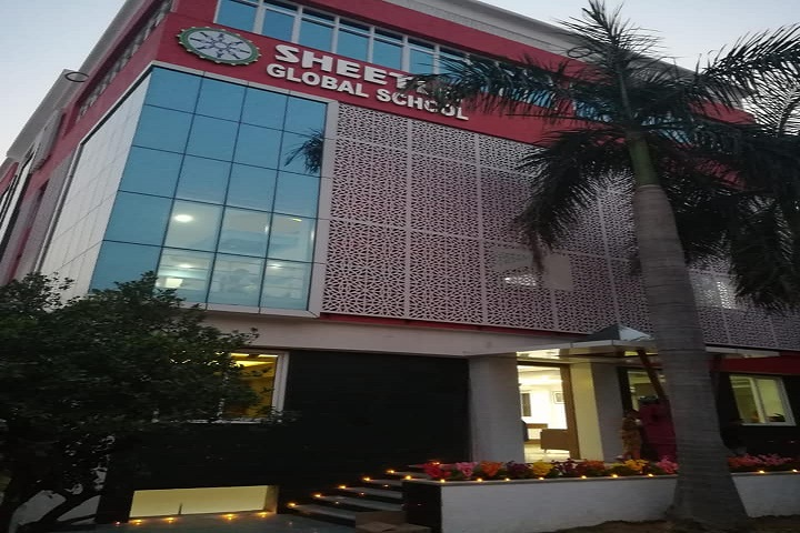 Sheetla Vidya Peeth-Campus View