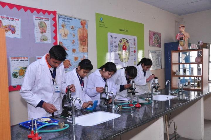 Sheetla Vidya Peeth-Laboratory