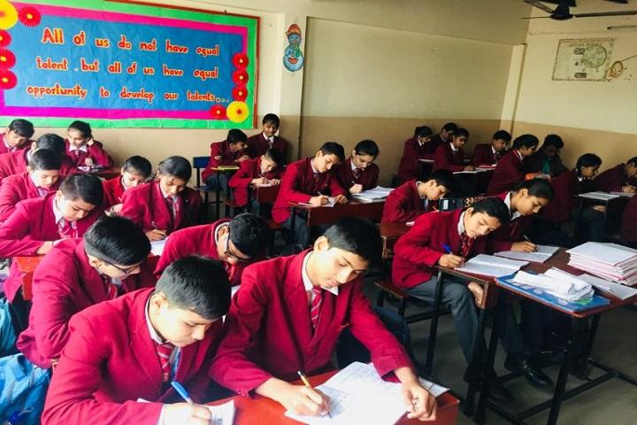 Sheetla Vidya Peeth-Classroom