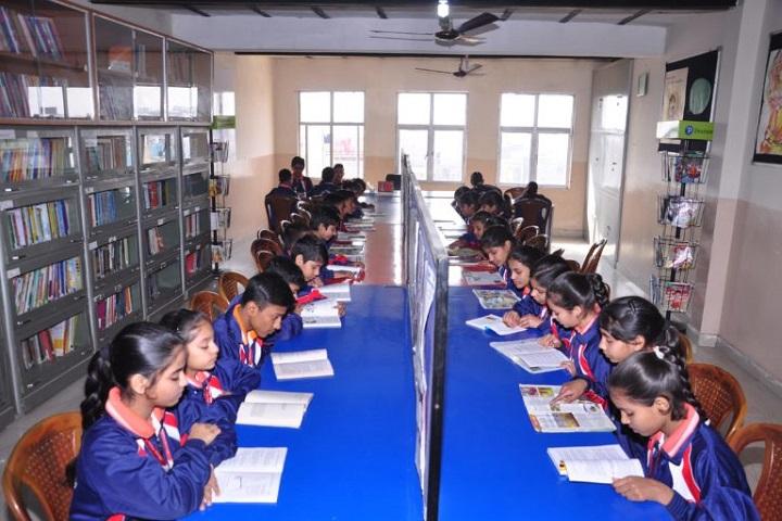 Sheetla Vidya Peeth-Library