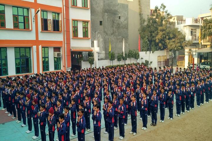Sheetla Vidya Peeth-Assembly