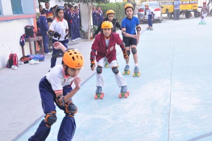 Sheetla Vidya Peeth-Sports