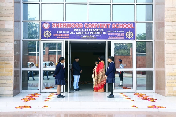 Sherwood Convent School-Annual Day
