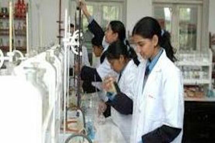 Shiksha Bharti Public School-Chemistry Lab