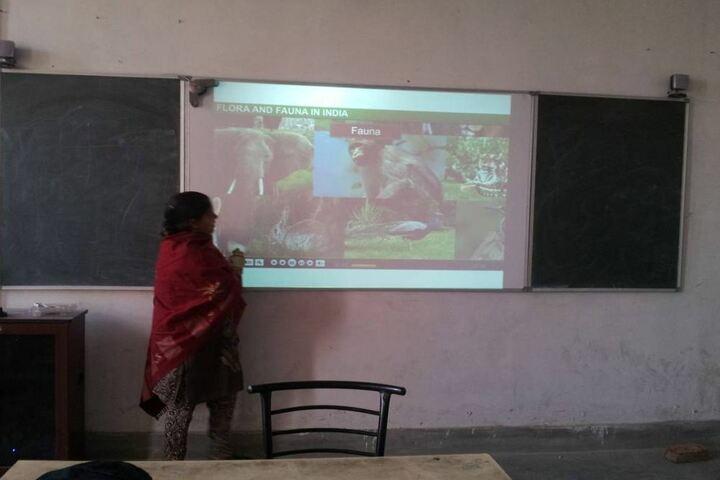 Shiksha Bharti Public School-Digital Classroom