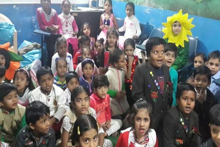 Shiksha Bharti Public School-Fancy Dress