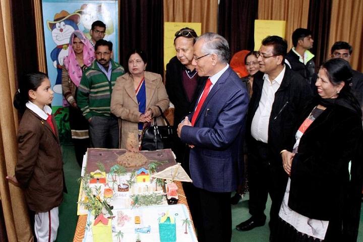 Shiksha Bharti Public School-Exhibition
