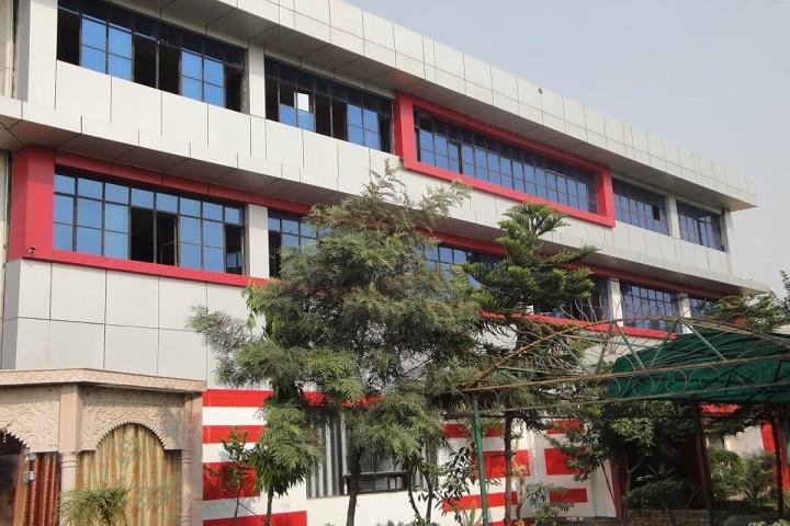 Shiksha Bharti Public School-Campus View
