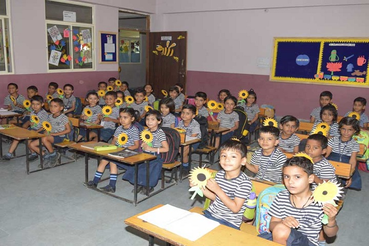 Shiksha Bharti Public School-Classroom