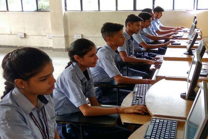 Shiksha Bharti Public School-IT Lab