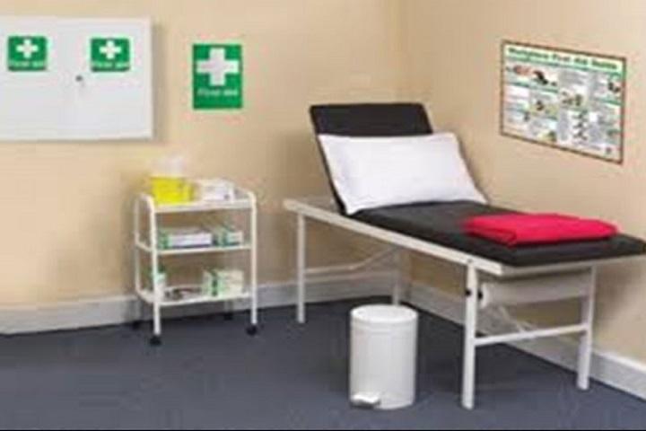 Shiksha Bharti Public School-Medical room