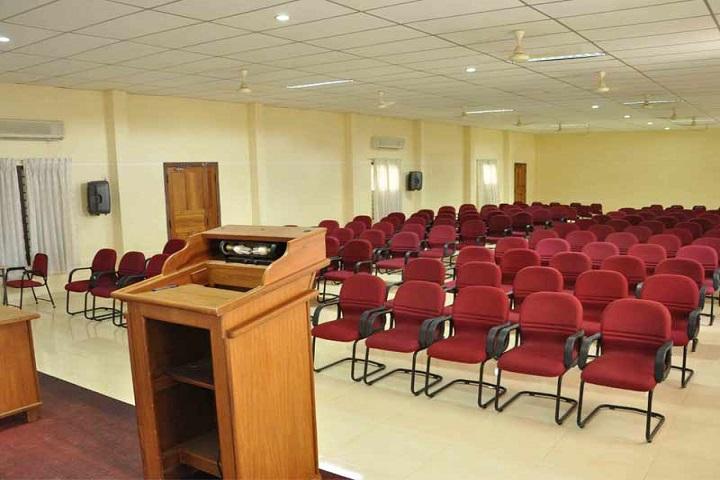 Shiksha Bharti Public School-Seminar Hall