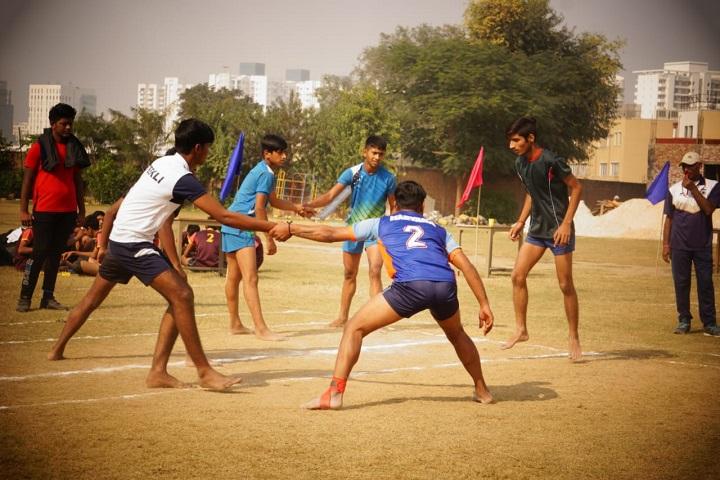 Shiksha Bharti Public School-Sports