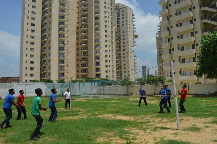 Shiksha Bharti Public School-playGround