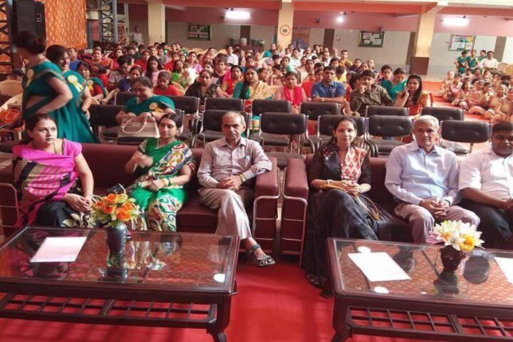 Shiksha Bharti Senior Secondary School-Annual Day
