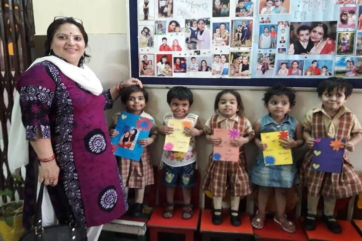 Shiksha Bharti Senior Secondary School-Classroom Activity