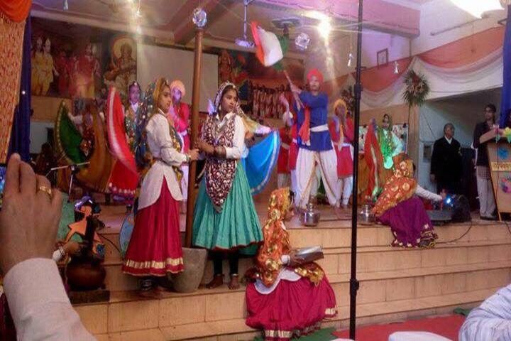 Shiksha Bharti Senior Secondary School-Cultural Fest