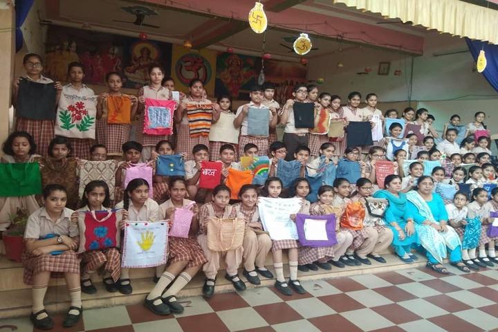 Shiksha Bharti Senior Secondary School-Drawing Activity