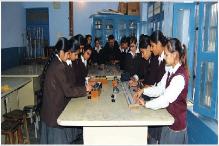 Shiksha Bharti Vidyalaya-Laboratory