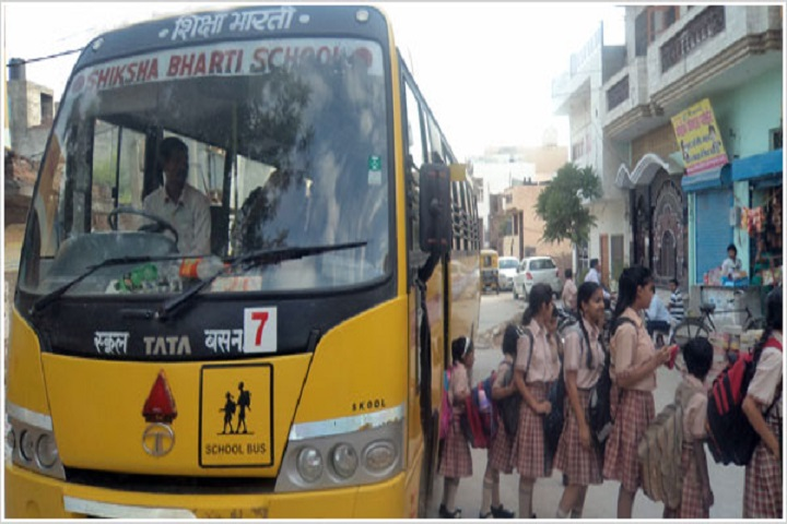 Shiksha Bharti Vidyalaya-Transport