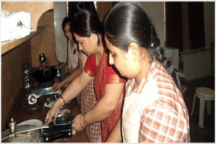 shiksha bharti vidyalaya-Home Science Lab