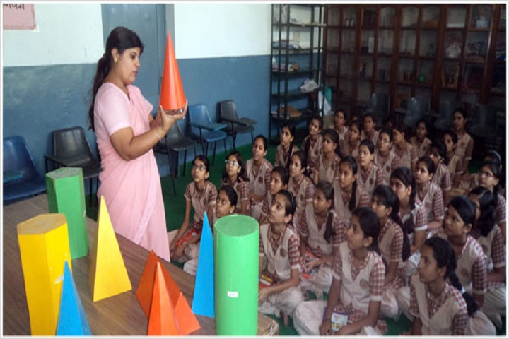 Shiksha Bharti Vidyalaya-Maths Lab