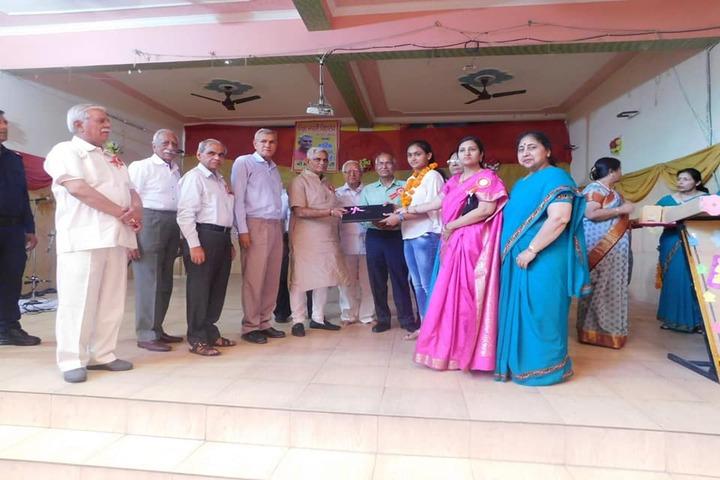 Shiksha Bharti Vidyalaya-Award