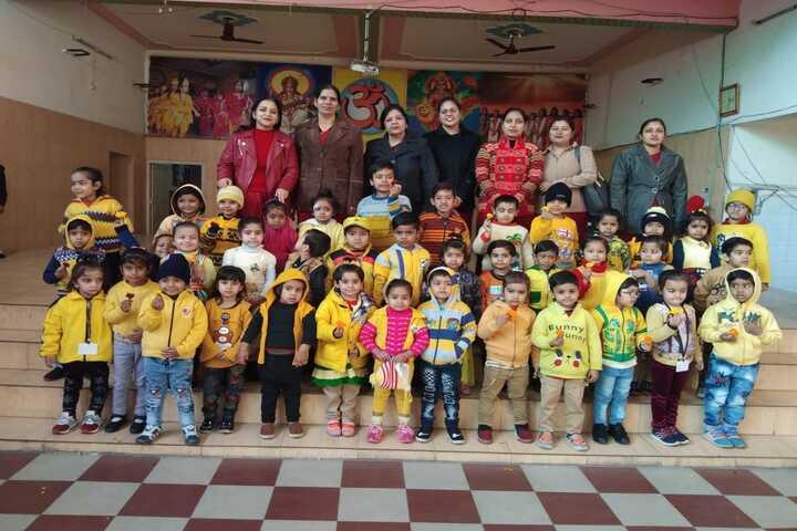 Shiksha Bharti Vidyalaya-Childrens Day