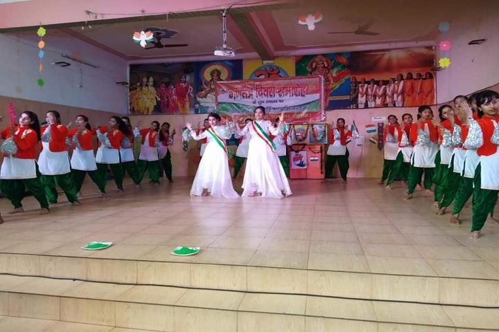 Shiksha Bharti Vidyalaya-Dancing Activity
