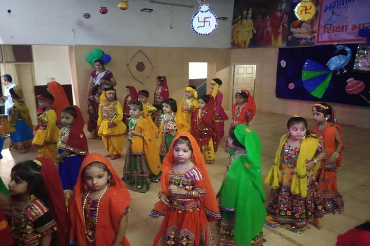 Shiksha Bharti Vidyalaya-Festival Celebrations