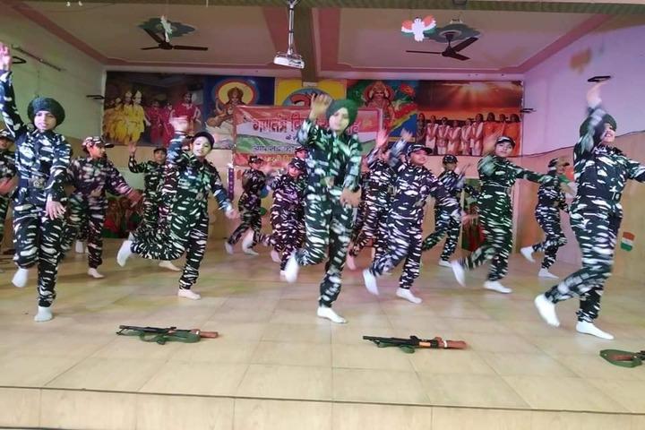 Shiksha Bharti Vidyalaya-Independence Day